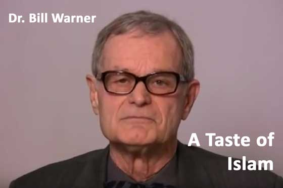 A Taste of Islam, Dr. Bill Warner