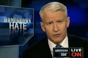 Anderson Cooper on Muslims Celebrating 911