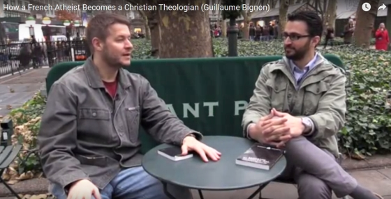 Guillaume Bignon and David Wood Interview