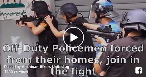 Immigrant gangs in Paris