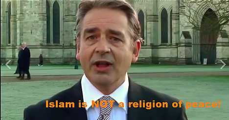 Islam is NOT a religion of peace
