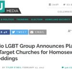 LGBT-Targets-Churches-PJ-Media