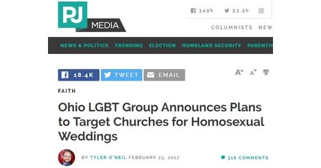 LGBT-Targets-Churches-PJ-Media