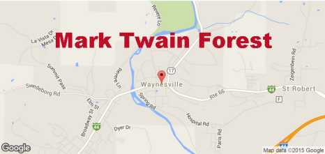 Deer hunter finds explosives stashed in Missouri's Mark Twain Forest