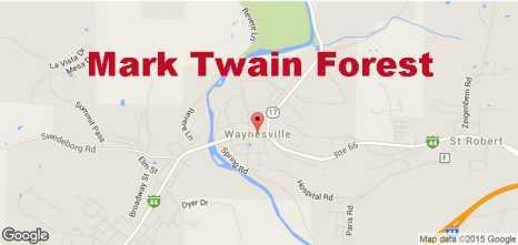 Deer hunter finds explosives stashed in Missouri's Mark Twain Forest