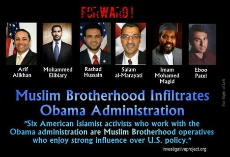 Muslim Brotherhood in the Obama Administration