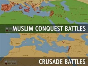 Muslim Conquests on Battle Map