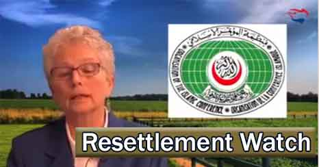 Resettlement Watch screen shot