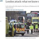London Terror Attack 3-24-17