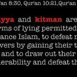Why Muslims Lie