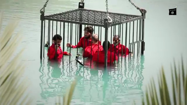 isis-drowns-explodes-captives